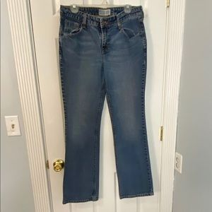 💋 Lee's Women's Low Rise Boot Cut Jeans Size…